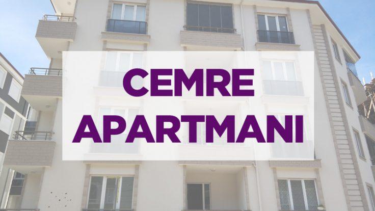 Cemre Apartmanı